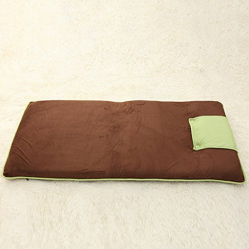 Fu Man Li Trading Company Canapé pèse-personne pliable Canapé-lit Chaise à dossier simple A+ ( Couleur : Vert )