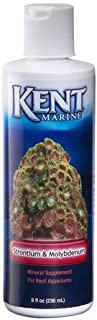 Kent Marine AKMDTE8 Discus Trace for Aquarium, 8-Ounce