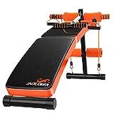 Fitness Benches YX Tragbare, zusammenklappbare Übungsbank Fitness-Trainings-Schrägbank für...