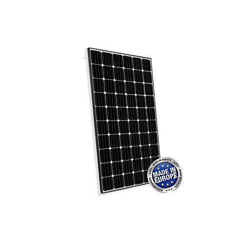 Placa Solar Fotovoltaico 300W Monocristalino Europeo adecuado para instalaciones en Casa Baita Camper Caravan