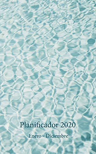 Planificador 2020 Enero - Diciembre: Un Planificador Mensual y Semanal Desde el 1 de enero hasta el 31 de diciembre de 2020, cubre los Calendarios ... Semanales de 53 (Cubierta con Vista al Mar)