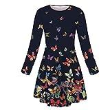 Damen Netz Figurbetontes Kleid Schlauch Kleider mit Knoten Gürtel Stickerei Blumen Applikation...