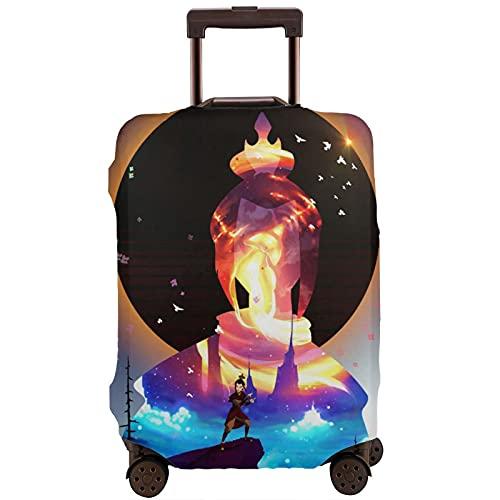 Azula Silhouette - Funda para maleta, unisex, resistente al desgaste, protección contra el equipaje, con funda de desmontaje, funda