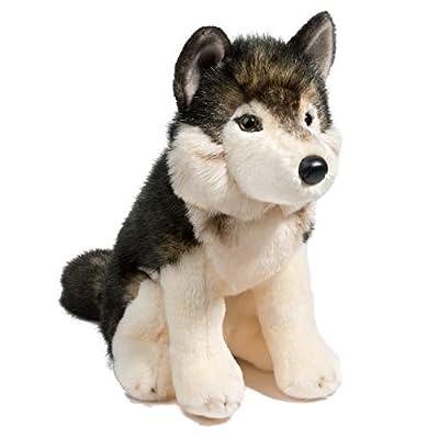Douglas Atka Wolf Plush Stuffed Animal from Douglas Co., Inc.