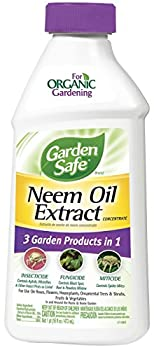 Garden Safe Neem Oil Extract Concentrate: photo