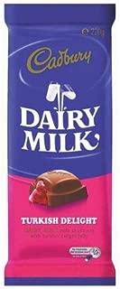 Best turkish delight chocolate cadbury Reviews