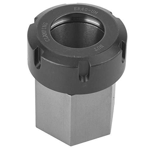 Mandril de boquilla - ER-40 Portabrocas de portabrocas cuadrado 3900-5125 Herramienta de torno de fresado CNC de mango cónico Morse