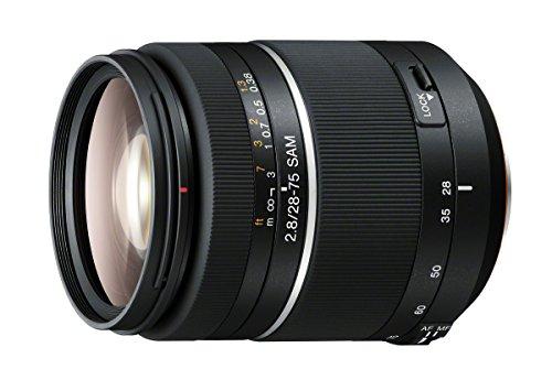 Sony 28-75mm f/2.8 Smooth Autofocus Motor (SAM) Full Frame Lens for Sony A-mount Digital SLR Cameras