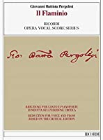 Il Flaminio: Vocal Score