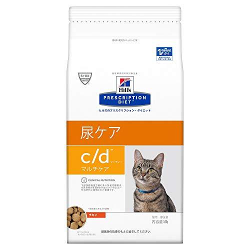 【療法食】 プリスクリプション・ダイエット キャットフード c/d シーディー マルチケア チキン 500g