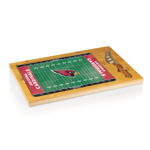 NFL Arizona Cardinals Icon Cheese Set (3-Piece)