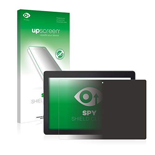 upscreen Privacy Screen Protector compatible with Lenovo CS TB-X104F - Anti-Spy Screen Protection