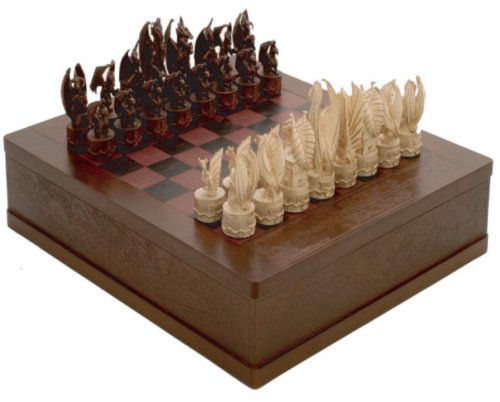 Dungeons & Dragons Limted-Edition Chess Set