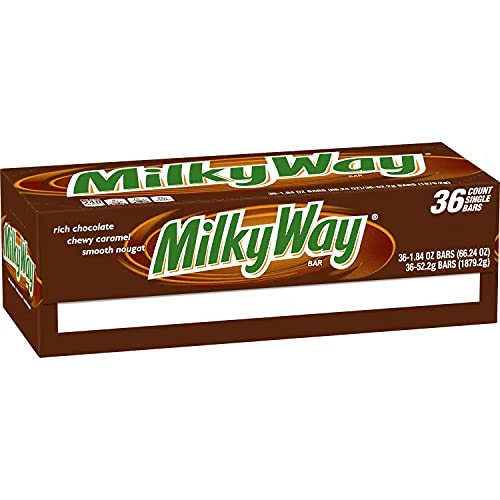 Milky Way Candy Bars (Pack of 36)