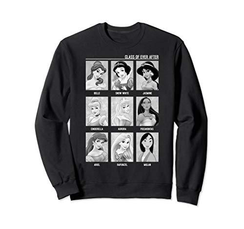 Disney Princess Class Of Ever After Group Panels Sweatshirt