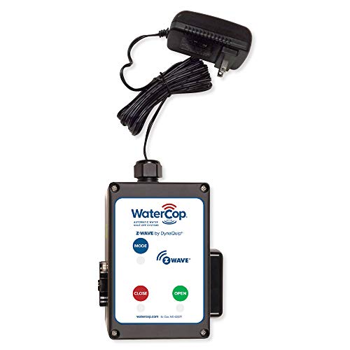 WaterCop Z-Wave Smart Water Shut-Off Valve