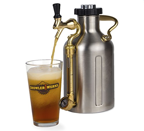 GrowlerWerks Ukeg 64 Craft Beer Growler