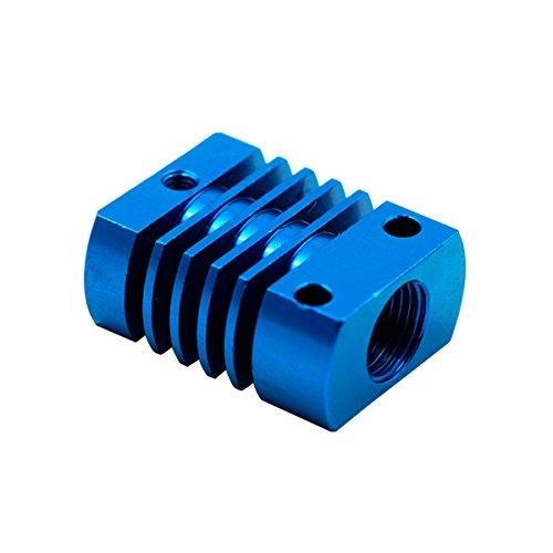 UKCOCO Radiador de aluminio del disipador