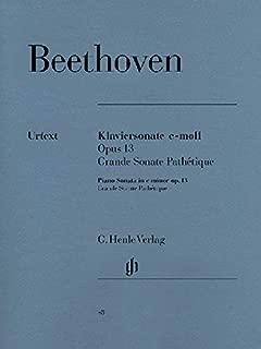 Piano Sonata No. 8 in C Minor, Op. 13 (