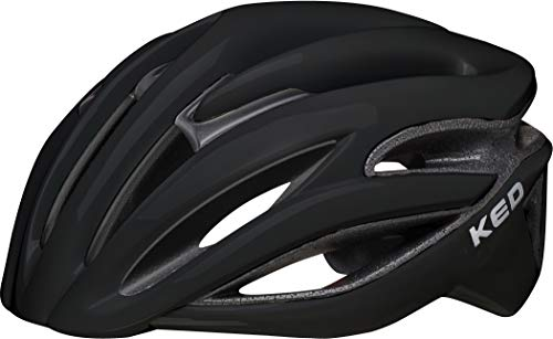 KED Rayzon Helm Process Black Kopfumfang L | 57-61cm 2021 Fahrradhelm