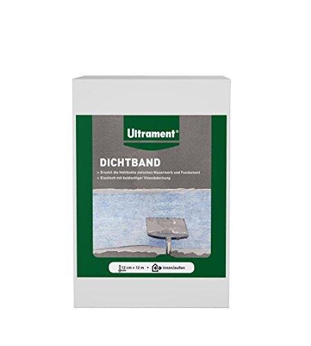 Ultrament Dichtband, 12cm x 12m