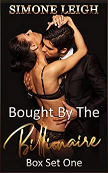 The Master Series. Box Set One. Books 1 to 6: Bought by the Billionaire (Bought By the Billionaire Box Set) (English Edition) van [Simone Leigh]