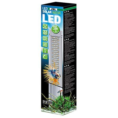 JBL Hochleistungs-LED Leuchte, Für Aquarien, Dimmbar, 22 Watt, 438 x 71 mm, LED SOLAR NATUR