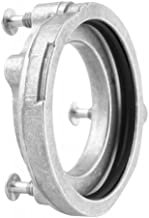 Mikunioz Adapter 6 Hole for fitting Harley CV or S&S Shorty air-cleaners to HSR or HS40 (when using additional Mikunioz sleeve)