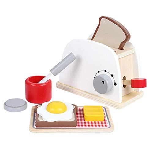 Juguete de cocina para niños Mini máquina de pan Máquina de tortillas Juguete infantil Juguete creativo