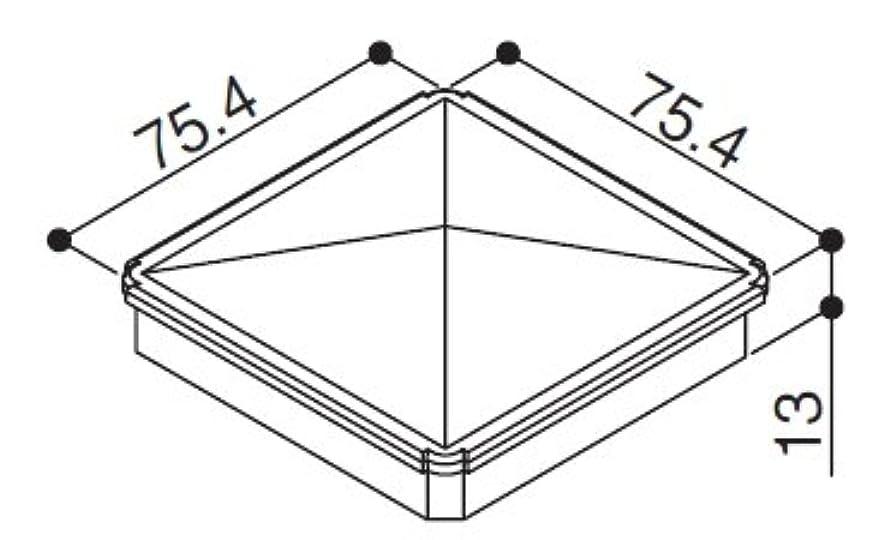 ティッシュ大人唇柱キャップ(HHK1-4399) [YB]ブロンズ