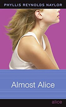 Almost Alice by [Phyllis Reynolds Naylor]