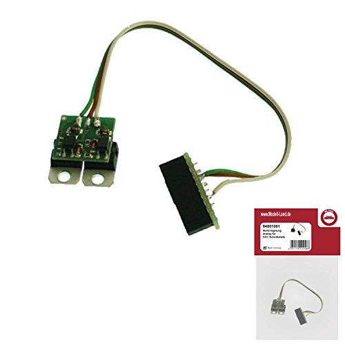 ML-Train Motorregelung analog für DCC Schnittstelle 84001001