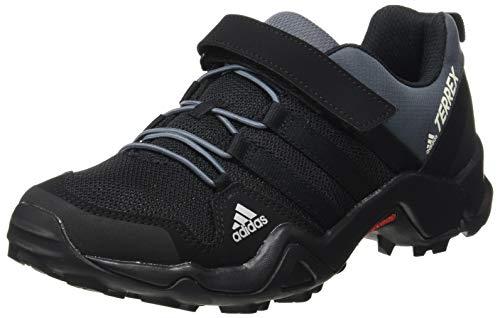 adidas Terrex Ax2R CF K, Scarpe da Trekking Unisex-Bambini, Core Black/Core Black/Onix, 36 2/3 EU