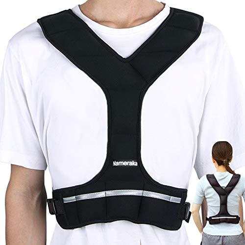 ウエイトベスト パワーベスト パワージャケット ウエイト ベスト 重り ウェイトジャケット 4.5kg 目立たない 上着の下に着れる ウェイト 加重ベスト 筋トレ ジャケット ウォーキング ランニング