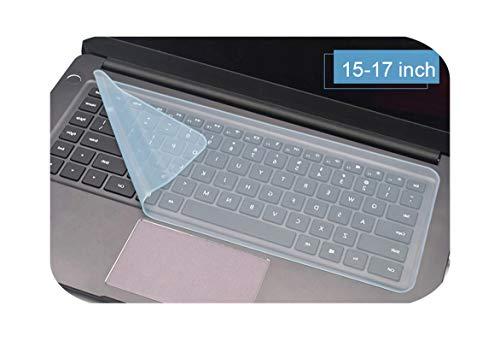 Teclado para Lenovo Z570 Z500 Yoga 530 520 G570 Universal 12 13 14 15 6 16 pulgadas 16 pulgadas 16 pulgadas Silicona Suave -15 16 17 pulgadas Laptop