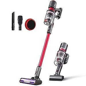 Dibea 28KPa 400W Powerful Suction Cordless Stick Vacuum