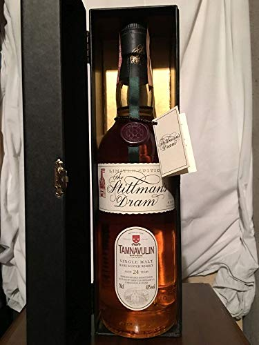 Tamnavulin Speyside 24yo Limited Edition The Stillman's Dram con caja de madera 70cl