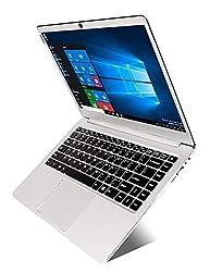 "2019 14"" Laptop - Intel Quad-Core Atom x5 E8000 Processor - 4GB Memory - 64GB Solid State Drive -2PCS 4500mAh Large Capacity Battery Endurance- Ash Silver Keyboard Frame"