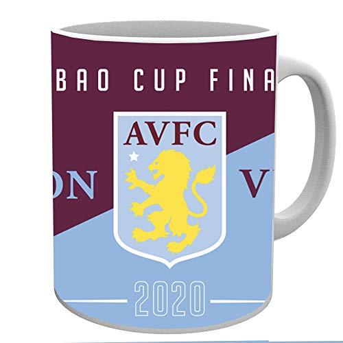 Aston Villa FC Carabao Cup FInalists 2020 Mug