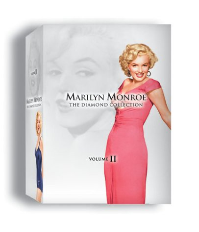 Marilyn Monroe - The Diamond Collection II (Don\'t Bother to Knock / Let\'s Make Love / Monkey Business / Niagara / River of No Return) [Import USA Zone 1]