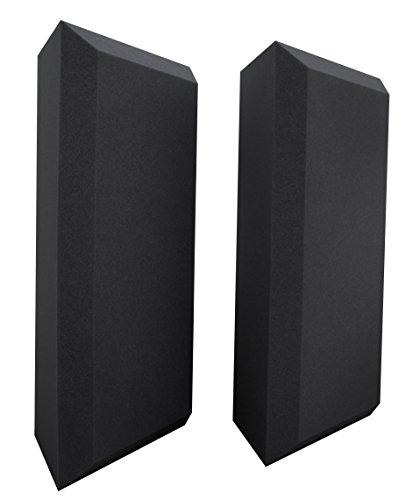 Ultimate Acoustics UA-BTBG Bass Trap Professional Acoustic Foam