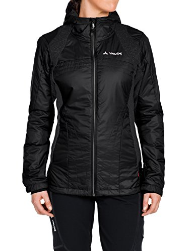 VAUDE Damen Jacke Risti Jacket, Black, 36, 05752