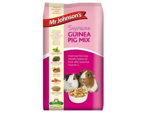 (2 Pack) Mr Johnsons - Guinea Pig 900g