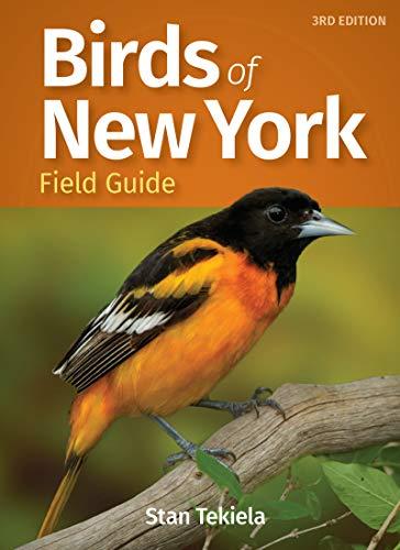 Birds of New York Field Guide (Bird Identification Guides) (English Edition)
