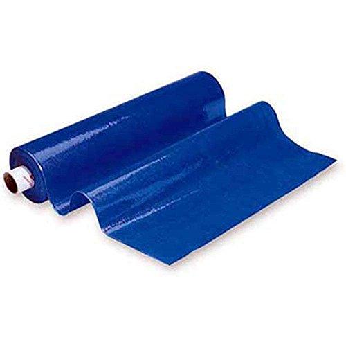 NRS Healthcare Dycem Rutschfeste Folie, auf Rolle, 20 x 100cm, Blau