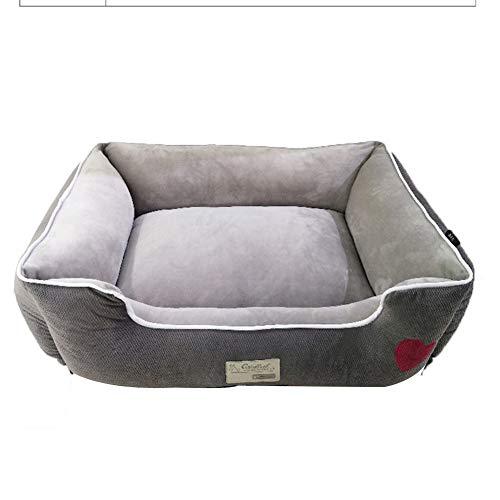 XG Dog Bed Verwijderbaar Zacht Non-collapse matras Sterk en draagbaar Geschikt voor grote middelgrote en kleine honden