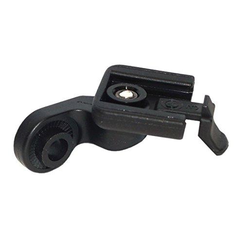 Cateye 3527018/5441010 Halter Für Befestigung Sattelstütze, schwarz, 10 x 5 x 3 cm