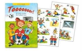 Tooor! - Fussball-Sticker