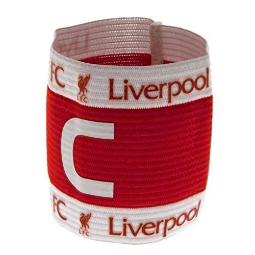 Liverpool Kids' LI04238 Captains - Brazalete para niños, Multicolor