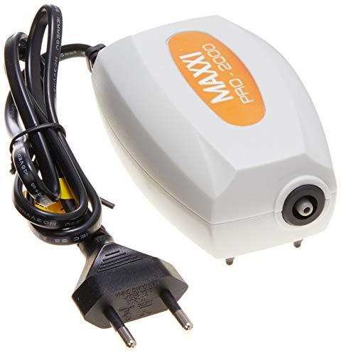 Compressor de Ar 2,5W 220V Maxxi Power Tudo Pet Para Peixes